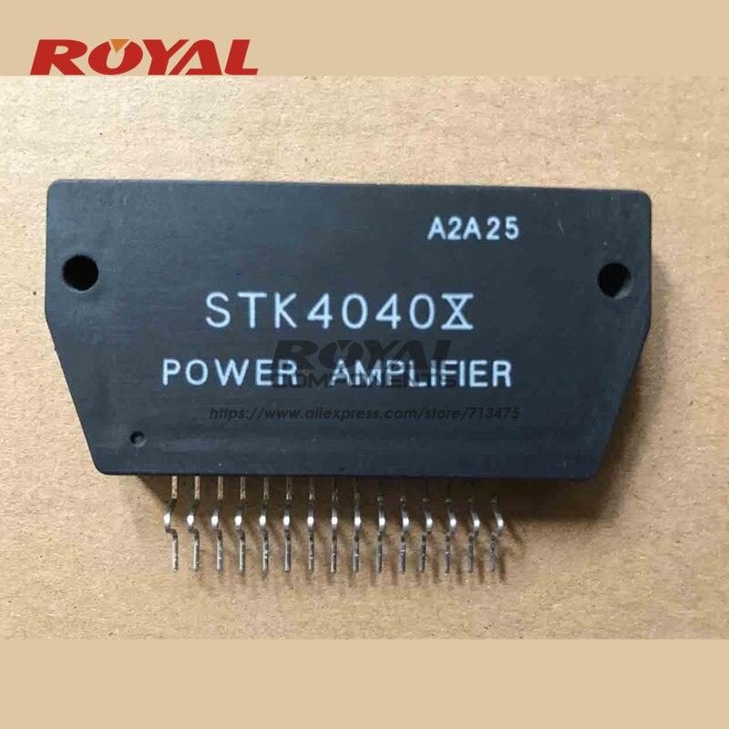 STK4040X Бесплатная доставка Новый IPM