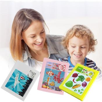 Kids Educational Toys Cultivate Hands-on and Thinking Skills Cartoon Sliding 9 Grid Jigsaw Game Toy DIY Moving Puzzle image