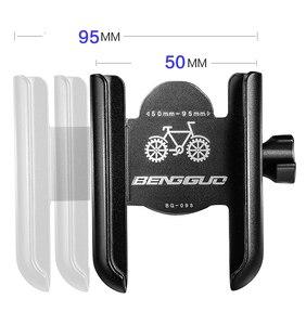 Image 5 - Motocykl rower telefon komórkowy wspornik ze stopu aluminium dla SUZUKI M109r M50 Marauder Vz800 Vl800 Volusia Vz800 Spepia Zz b king