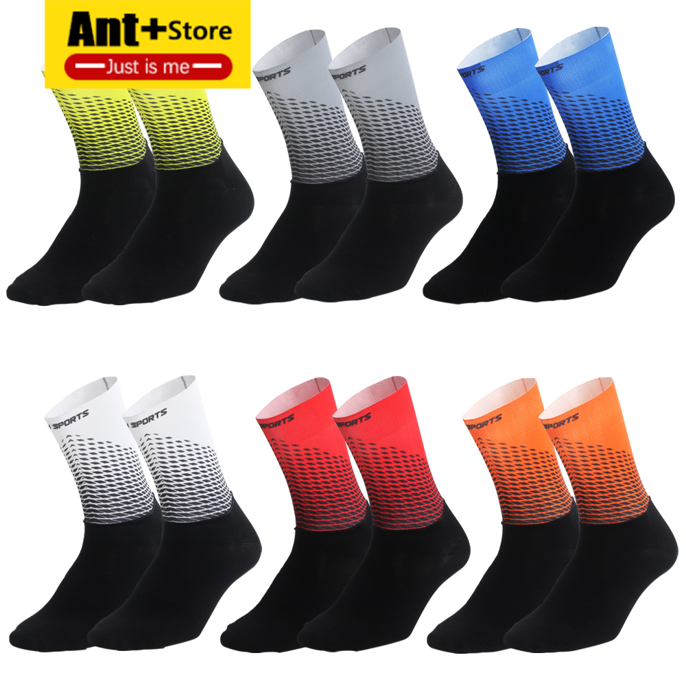 2019 New Cycling Socks Men Women Road Bicycle Socks Outdoor Brand Racing Bike Compression Sport Socks basketball sock