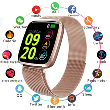 Women's Smart Watch IP68 Waterproof Sports for Iphone Smartwatch Heart Rate Blood Pressure Sleep Monitor Connect IOS Android ogeda f6 smart women watch sports smartwatch watch ip68 sleep monitor remote camera wearable devices for ios android new 2018