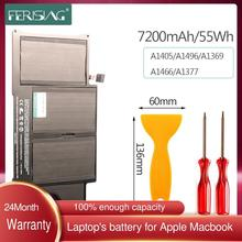 FERISING New A1405 laptop Battery for Apple MacBook Air 13