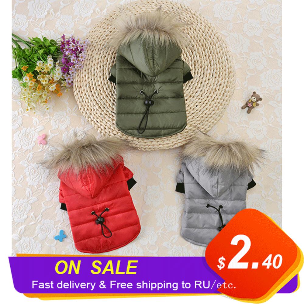 2020 зимняя одежда для собак для маленьких собак, одежда супер теплая куртка, плотное хлопковое пальто для чихуахуа мягкие мелких домашних жи...