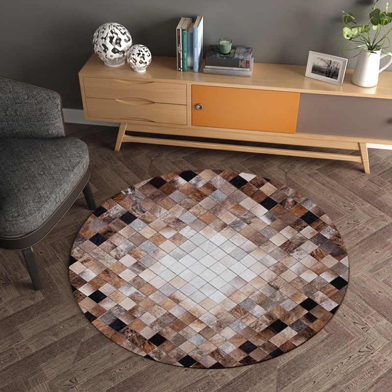 3D ковровая зона коврик для спальни скандинавский геометрический Коврик Гостиная современный ковер спальня коврики для дома и ковры коврик на стул и на пол