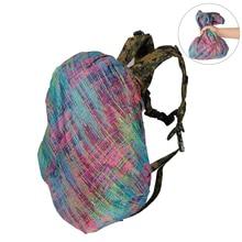 Открытый рюкзак Крышка 30-40L водонепроницаемый рюкзак с защитой от пыли дождевик Сверхлегкий плечевой протектор походный альпинистский дождевик