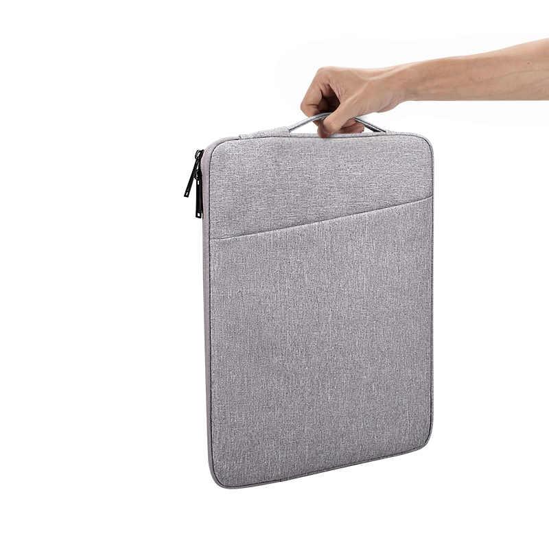 Laptop Sleeve Notebook Case 13.3 14 15 15.6 Inch Stofdicht Laptop Cover Voor Macbook Pro Hp Acer Xiami Asus Lenovo