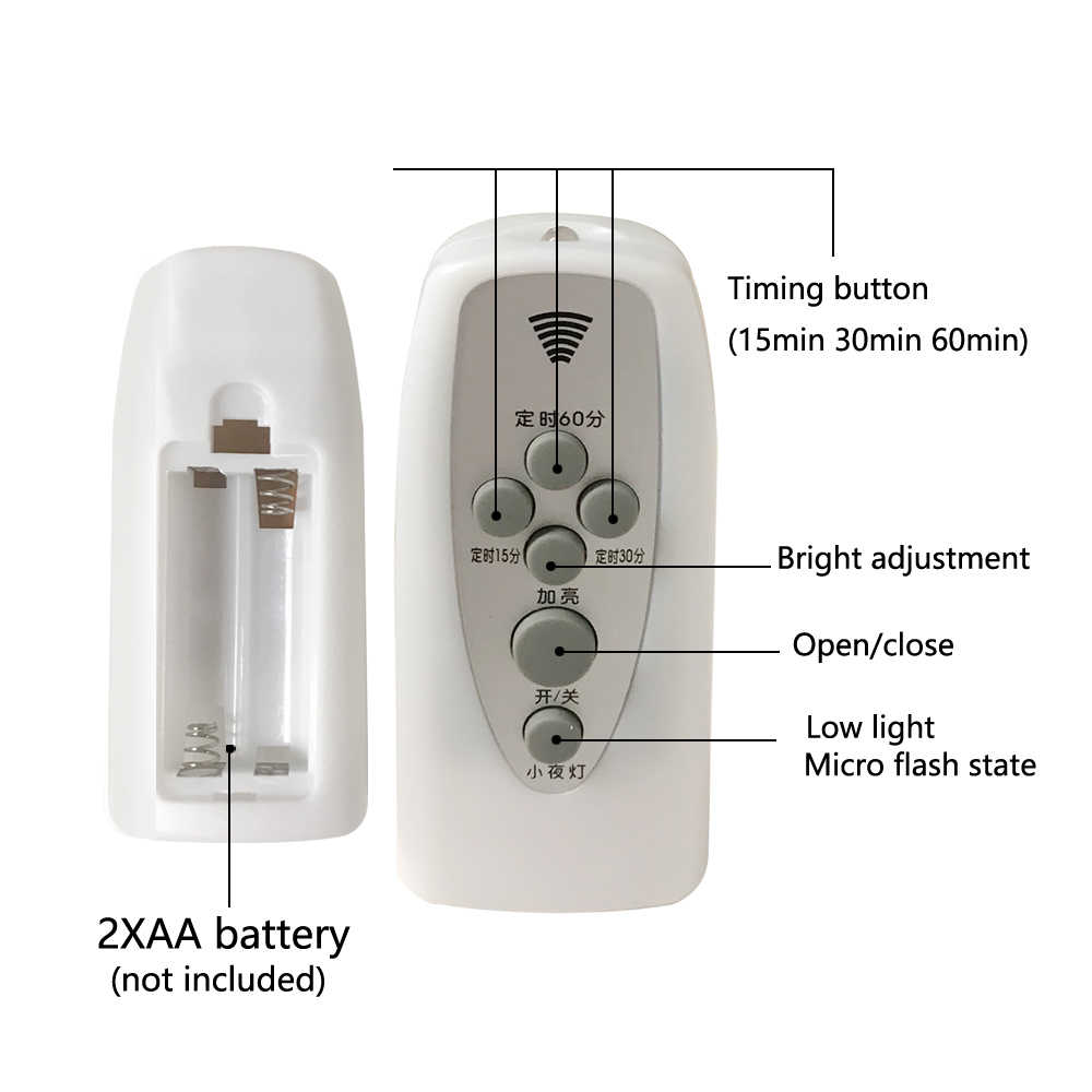 E27 Socket lamp base Remote Control Lamp Holder Support Dimmer&delay LED Bulbs Switch RF/IR/sound Light control Night light Base