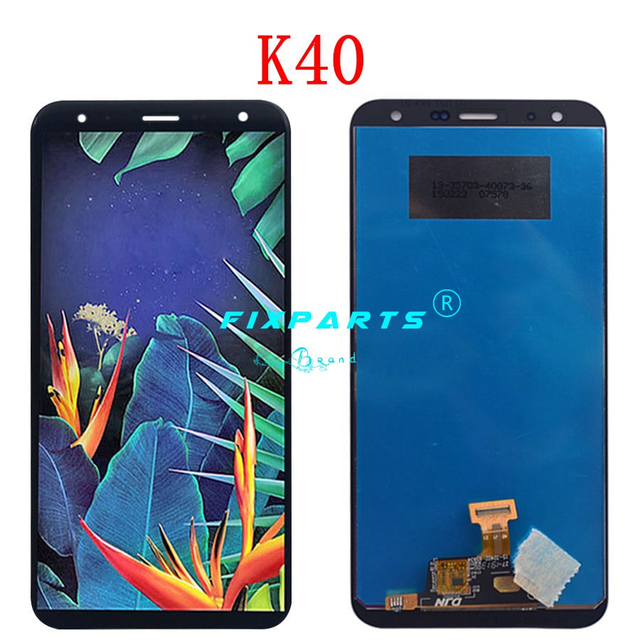 LG K40 K50 LCD Display