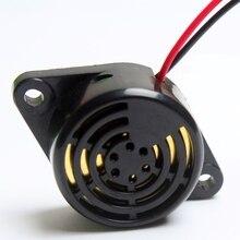 Пьезоэлектронный Зуммер сигнал бипера, кольцевой сигнал тревоги, непрерывный звук, 3-24 В, Электромагнитный зуммер