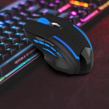 Xidu mouse usb 3.0 wired gaming mouse ajustável computador óptico mouse para computador portátil com luz led