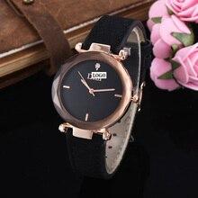 Business brand ladies casual quartz watch simple fashion wat