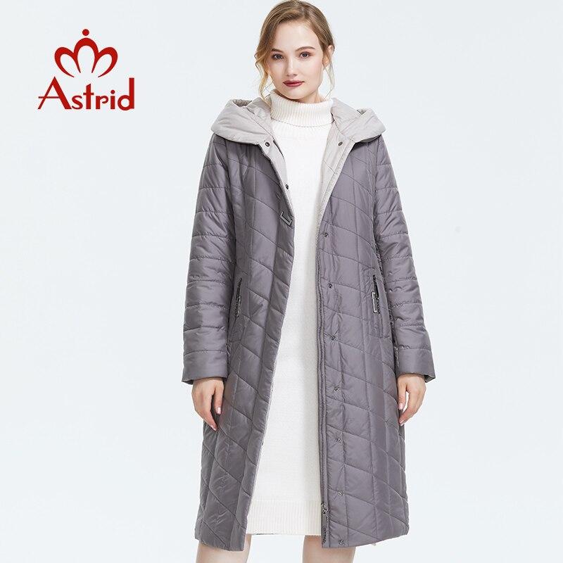 Astrid 2019 inverno nova chegada para baixo jaqueta feminina outerwear alta qualidade roupas soltas com um capuz casaco de inverno feminino am-2674