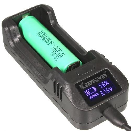 Зарядное устройство KeepPower для Li-Ion АКБ (USB) L1