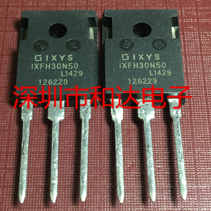 IXFH30N50   TO-247 500V 30A