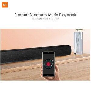 Image 2 - Xiaomi TV Sound Barลำโพงบลูทูธซับวูฟเฟอร์ไร้สาย3.5มม.AUX Audio SPDIFเล่นเพลงสำหรับPC Theaterทีวีเกมภาพยนตร์