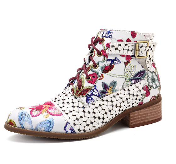Купить женские ботинки mudibear осенне зимние короткие сапоги в западном