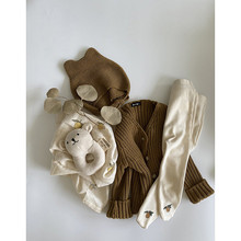 Baby Legging Trousers Pants Toddler Newborn Girls Infant Cotton Autumn Lemon Outfits