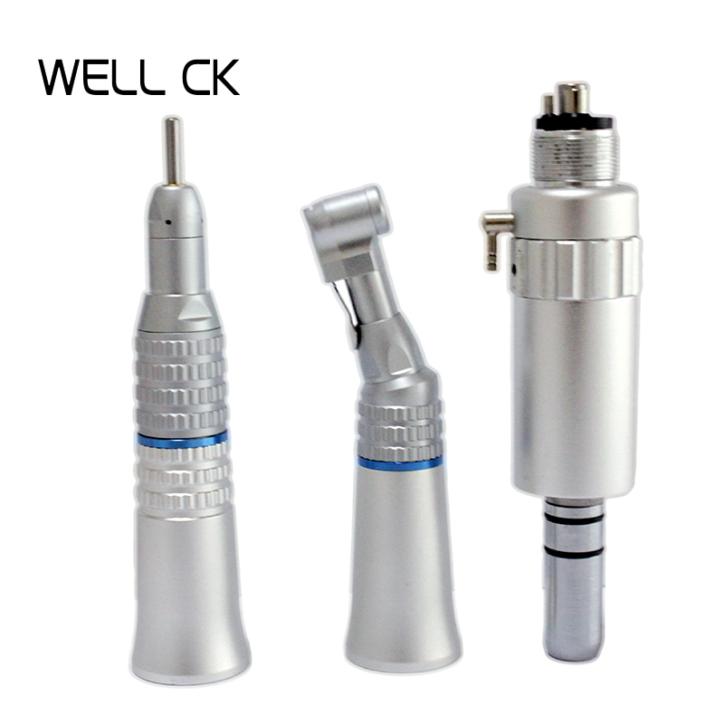 Dental Handpiece Endomo Materials Dentistry Odontologia Low Speed  (2 Or 4 Hole)  Air Turbine Straight Contra Angle Air Motor
