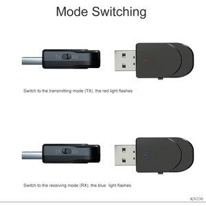 Image 4 - 3 In 1 Mini Bluetooth 5.0 Audio ontvanger Zender 3.5 Mm Jack Aux Usb Stereo Music Draadloze Adapter Voor Tv auto Pc Hoofdtelefoon