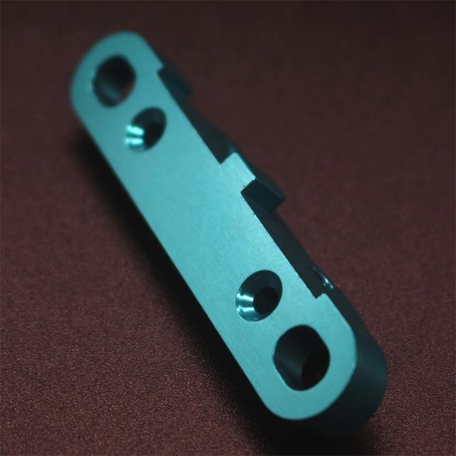 HSP 860017 części zamienne do 1/8 zdalnie sterowany model samochodu Aluminium tylne dolne ramię Susp CNC