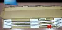For BMW X5 F15 2014 2015 Aluminum AlloyAluminum Alloy Silver Luggage Carrier Bar Top Roof Rails Rack Bars