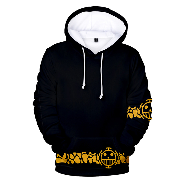 3D ONE PIECE THEMED HOODIE (19 VARIAN)