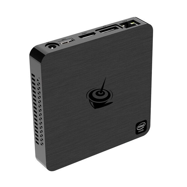 Beelink T4 windows10 MINI PC 4GB RAM 64GB ROM Atom X5-Z8500 2.4G/5G WIFI 1000M LAN BT4.0 HD-MI DP Display Windows 10 Computer 5