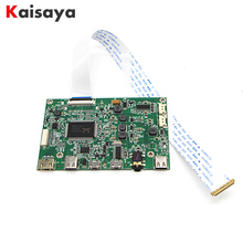 Edp driver board portable LCD display HD mini HDMI type C driver board 5V power supply with 3.5mm Headphone jack G1009