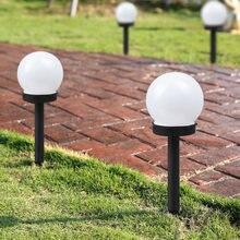 Светодиодная лампа на солнечной батарее водонепроницаемые ночники