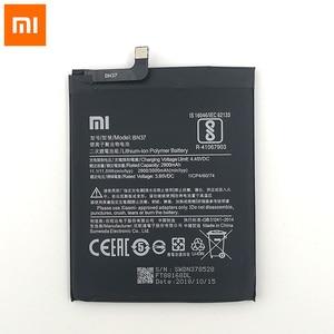 Аккумулятор BN37 для Xiaomi Redmi 6 6A, 3000 мАч, 100% оригинал, в наличии