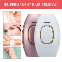 Protable 500000 Pulses IPL Laser Epilator Electric Full Body Hair Removal Device Painless Personal Care Appliance 15#905