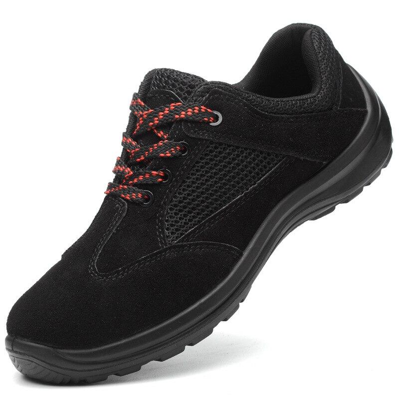 FANAN hommes acier nez sécurité travail chaussures de protection anti-dérapant anti-crevaison bottes hiver en plein air travail baskets livraison gratuite