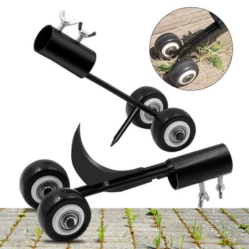 Grass Weeds Snatcher Lawn Mower Weeding Head Steel Garden Weed Razors Lawn Mower Garden Grass Trimming Machine Brush Cutter free shipping robot lawn mower auto grass cutter intelligent mower lithium battery auto recharge garden tool