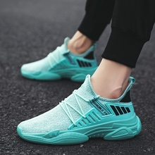 Chaussure Tennis-Shoes Sneakers Deportiva Fitness Outdoor Breathable Men Stability Athletic