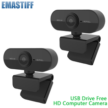 HD 1080P Webcam Mini Computer PC Webkamera mit USB Stecker Drehbare Kameras für Live Broadcast Video Aufruf Konferenz Arbeit cheap eMastiff NONE 1920x1080 CN (Herkunft) PCC1 2Mega CMOS Webcam 1080p Webcamera webcam full hd usb webcamera webcamera 1080