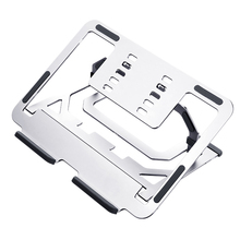 Laptop-Stand-Holder Notebook-Stand Cooling-Bracket Foldable Aluminum-Alloy for Pro
