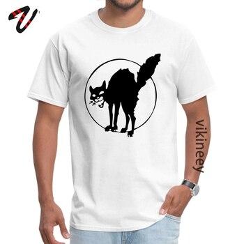 Anarchist, camisetas de manga a cuadros de gato negro, camisetas personalizadas para el Día del Trabajo de 2019, camisetas personalizadas, camisetas militares de cuello redondo