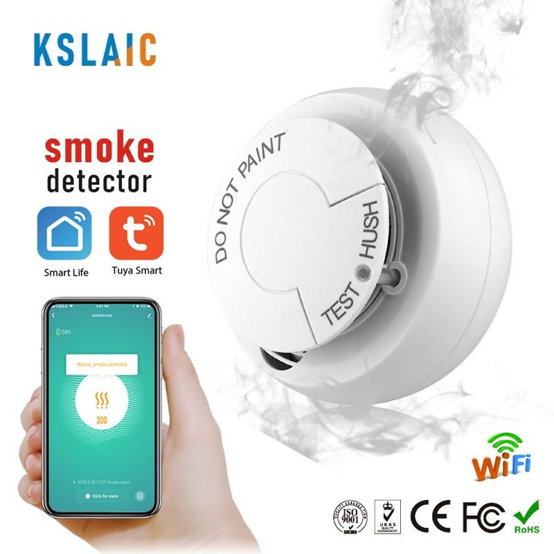 Smoke Detector Wireless Fire…