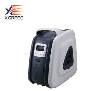 Image 1 - 9L רפואי בשימוש נייד חמצן מרוכז מחולל חמצן גדול יצוא 30% 93% חמצן טוהר חמצן טנק