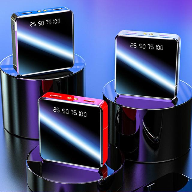 Banco de Energía de 20000mAh de USB Portátil