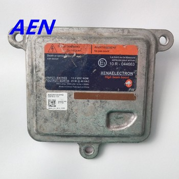 OEM używane 25W dla Ford ST Focus Xenon reflektor przetwornica jednostka sterująca Computert 25XT6-D 12V D8S balast AA3261003HQ tanie i dobre opinie CN (pochodzenie) BM5Z13C170A AA3261000DG BM5Z-13C170-A A70525700DG 4300 k
