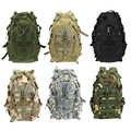 20-35L grand sac à dos de Camping étanche sacs de voyage militaires pour hommes voyage tactique armée Molle escalade sac à dos sac de randonnée