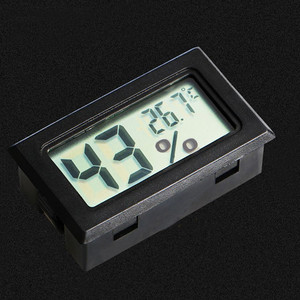 LCD Indoor Digital Hygrometer