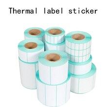 Sticker Thermal-Printer Printtop Waterproof 1-Roll-Width 40mm-Core Barcode 20mm--100mm