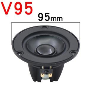 Image 4 - HIFIDIY Aluminum basin Hi Fi 2 3 3.5 inch 65mm Full frequency speaker unit 4OHM 20W High Alto bass loudspeaker V65/85/95mm