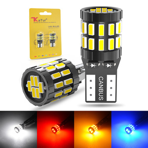 Katur 2x Canbus T10 W5W LED 168 194 Clearance Lights Super For Mercedes Benz W221 W220 W163 W164 W203 C E SLK GLK CLS M GL(China)