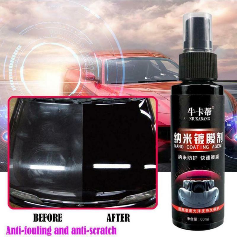 Автомобильное нано-Ремонтное окисление жидкое керамическое покрытие для автомобиля уход за краской супер гидрофобное стекло покрытие авт...