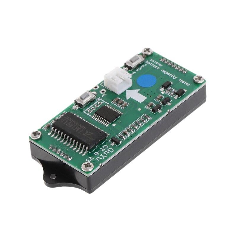 Livraison directe 8-70V bleu LCD plomb acide Lithium batterie capacité numérique testeur électrique quantité détecteur