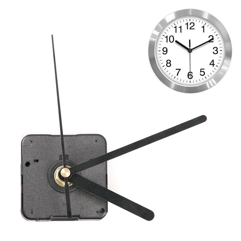 Diy Clock Quartz Movement Mechanism Hands Replacement Part