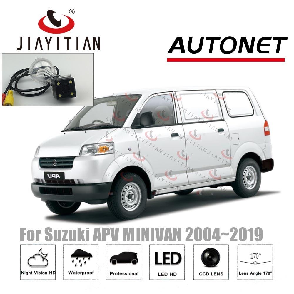 JIAYITIAN Rear View Camera For Suzuki APV MiNIVAN 2004~2019/CCD/Night Vision/Backup Reverse Camera/ Parking Camera